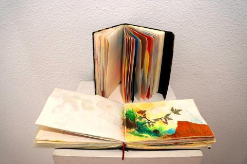 """Exposición individual """"Alteraciones"""""""