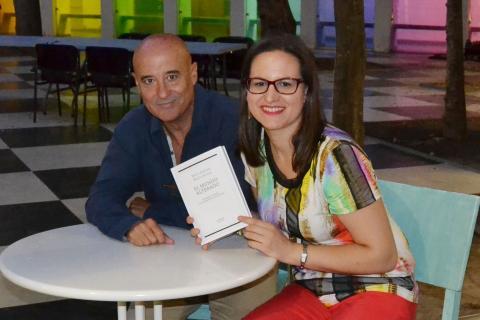 """Luis Martínez Montiel y Antonia Blanco con """"El mundo alterado"""""""