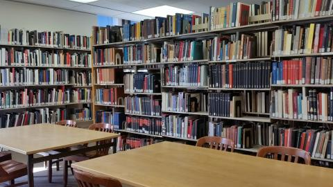 Art History / Classics Library, University of California, Berkeley