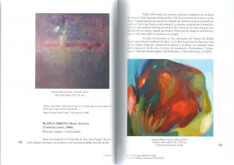 Biografía y obra incluida en el libro