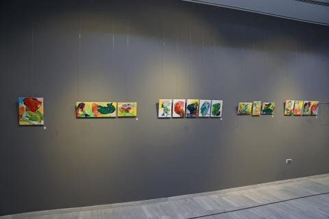 """Exposición individual """"Transiciones"""""""