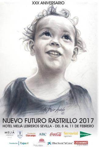 Cartel de la exposición Nuevo Futuro