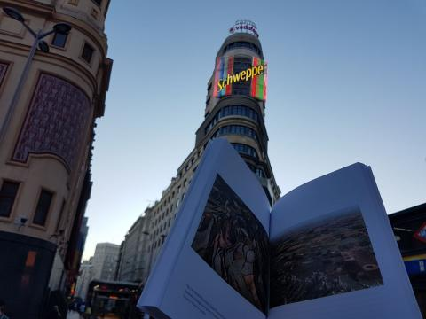 """""""El mundo alterado"""" en Madrid"""
