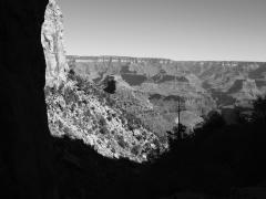 """""""AZ #0"""", El Gran Cañón, Arizona (USA), impresión digital, 33,2 x 50 cm, 2013"""